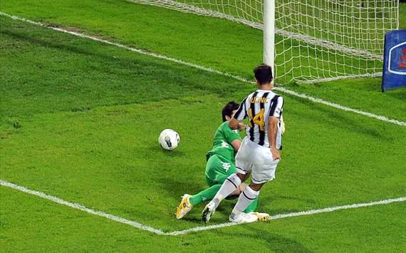 السيريا آ:نادي اليوفنتوس يتوج بطلًأ لإيطاليا بحضور جماهيره في ترييستي