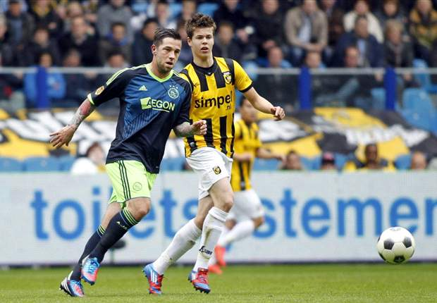 Official: Janssen leaves Ajax for Vitesse
