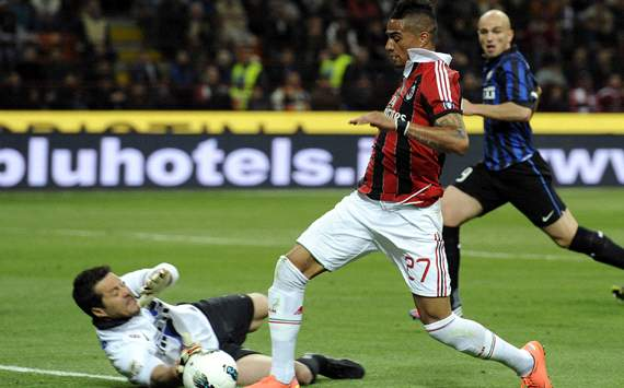 Kevin Boateng - Inter-Milan - Serie A