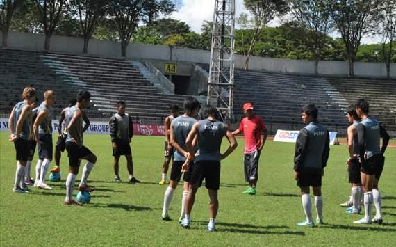 PSMS Medan (GOAL.com/Hamzah Arfah)