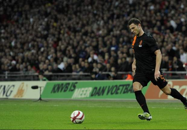 Pieters pulls out of Netherlands' provisional squad for Euro 2012