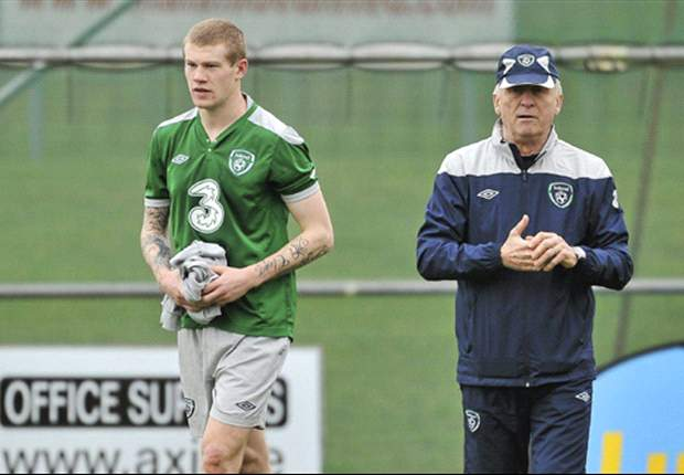 McClean launches foul-mouthed tirade after being left out of Ireland win over Kazakhstan