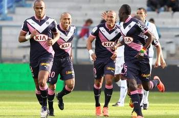 13 seconds & in: Yoan Gouffran (Bordeaux) scores the fastest goal of the Ligue 1 season