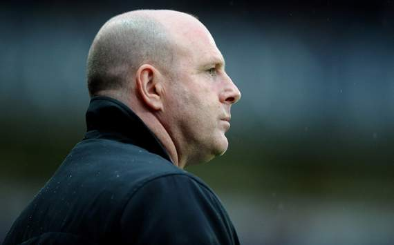 EPL - Blackburn Rovers vs Wigan Athletic, Steve Kean