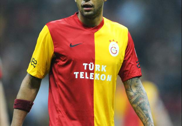Agent: Talks between Galatasaray and Juventus over Felipe Melo have broken down