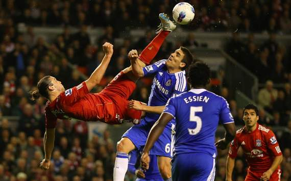 'I've been through a lot' – Liverpool striker Carroll pleased to end season on a high