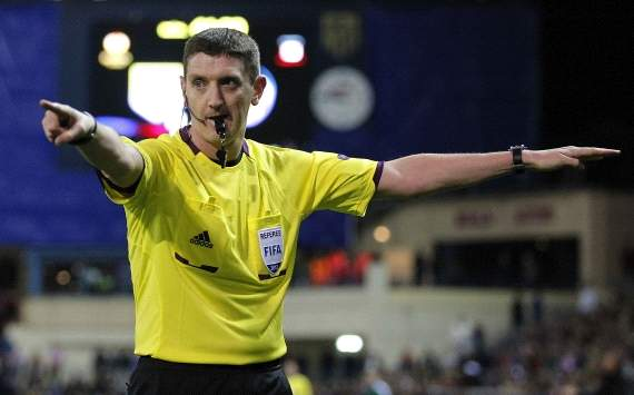 Referees to undergo pre-game drug screenings