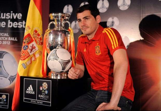 Casillas: Defending European crown will be tougher than winning it in 2008