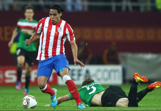 Simeone: There is no ceiling to Falcao's ambitions