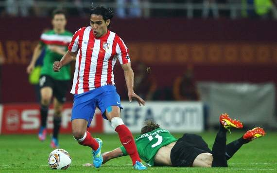Champions League football crucial to holding on to Falcao, admits Atletico CEO Gil Marin