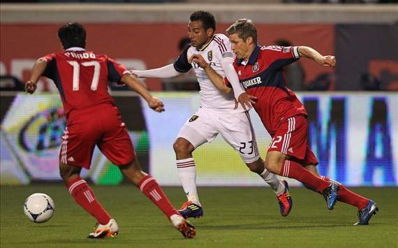 Logan Pause, Pavel Pardo, Chicago Fire; Paulo Jr., Real Salt Lake; MLS