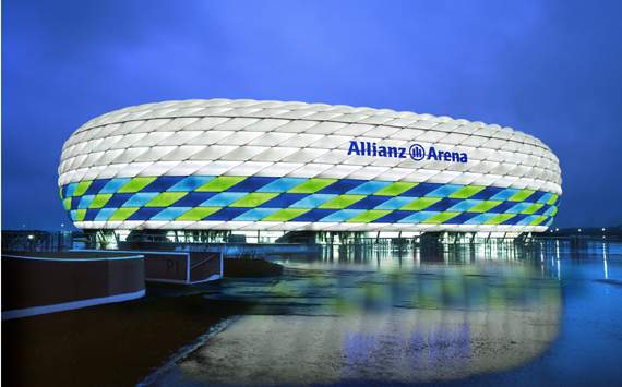 Allianz Arena Final Imagery