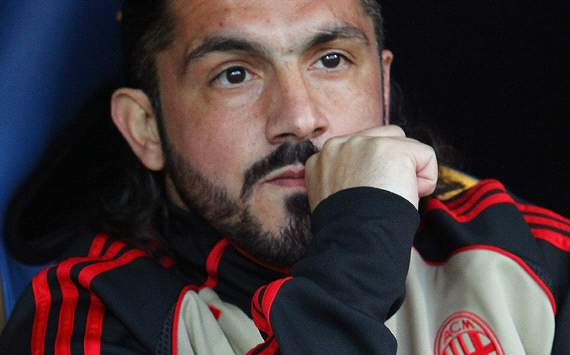 Gennaro Gattuso Tinggalkan Milan