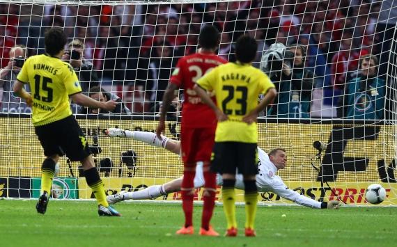 في كأس المانيا .. بوروسيا دورتموند يحقق اللقب على حساب البايرن