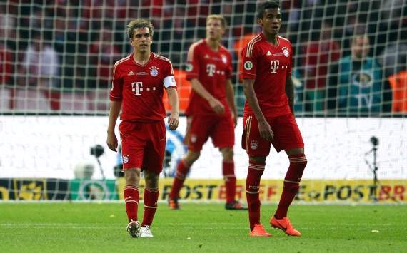 Luiz Gustavo: Bayern must move on from Champions League defeat