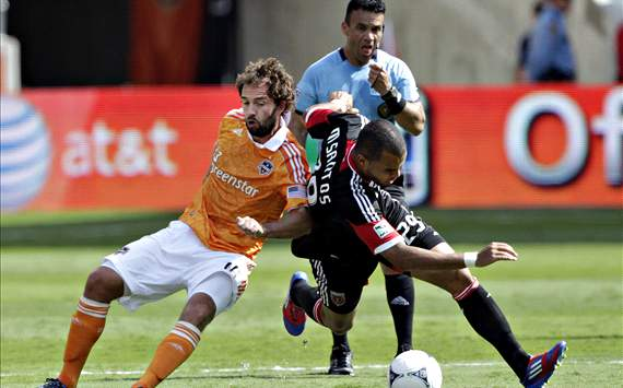 Adam Moffat, Maicon Santos, D.C. United, Houston Dynamo, MLS