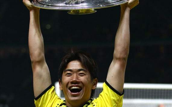 Manchester United lodge 17m bid for Kagawa