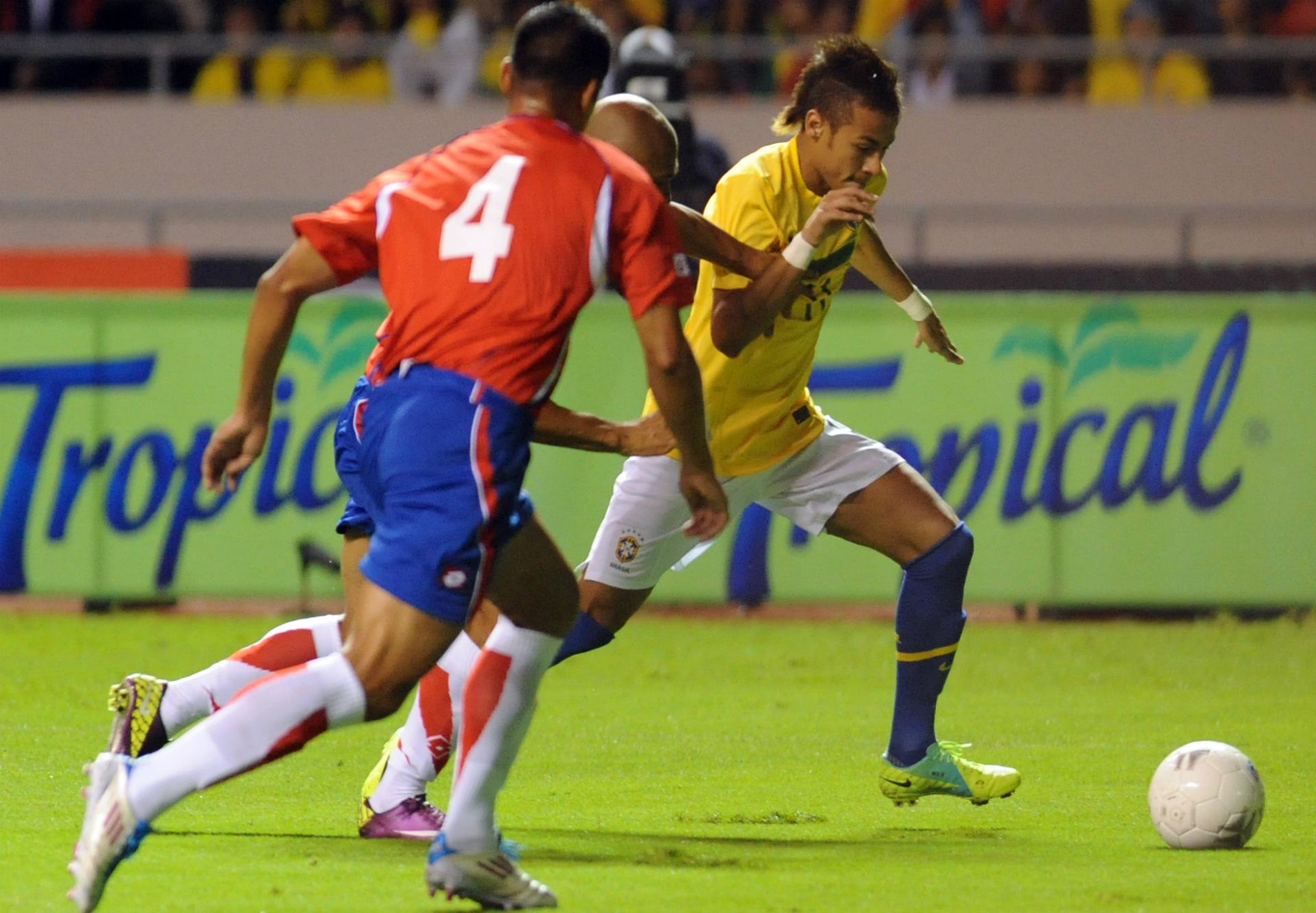brazil v costa rica a brief history goal
