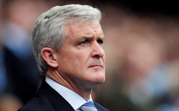 EPL - Manchester City vs QPR, Mark Hughes