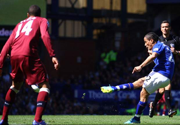 Pienaar: Everton must wait 10 games before judging start