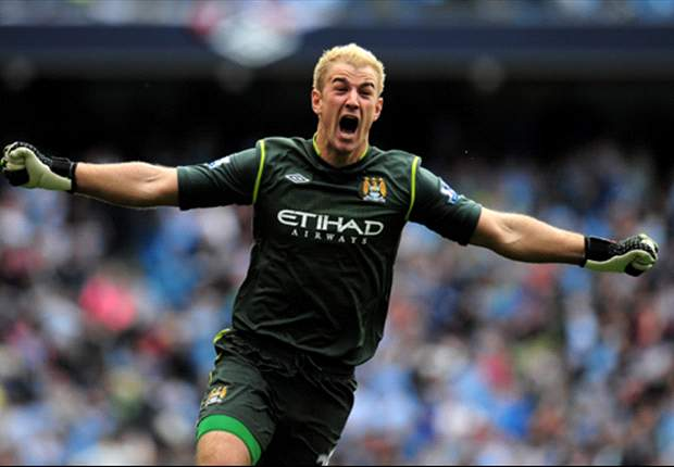 Manchester City pair Barry and Kompany back Hart after Mancini row