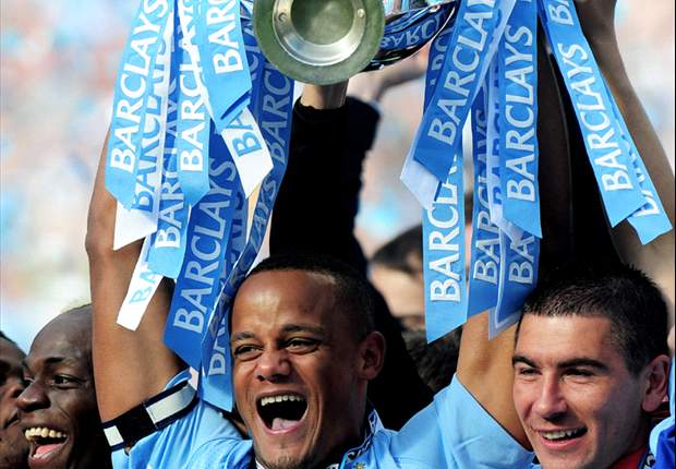 Kompany relishes Manchester City future ahead of new Premier League season