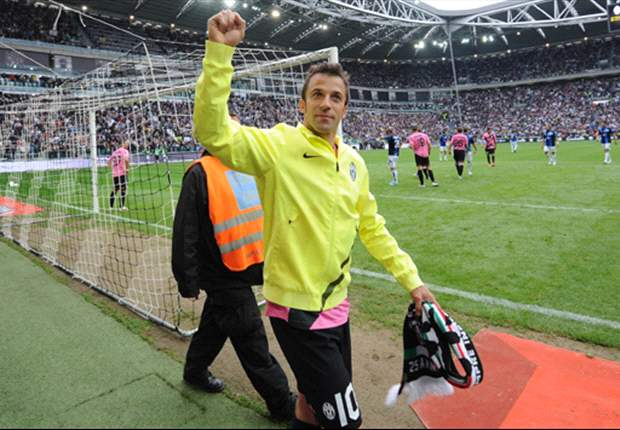 Del Piero's fond farewell voted Goal.com's Moment of the Season in Serie A
