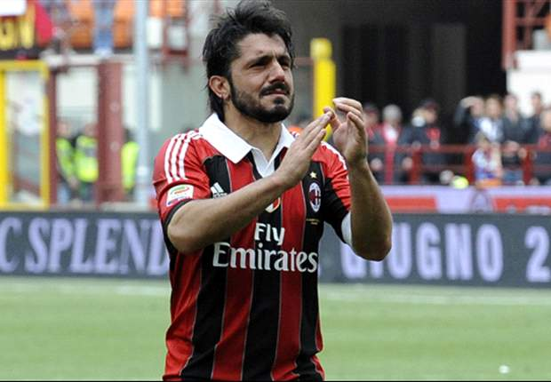Rangers confirm talks with Gattuso over Ibrox return
