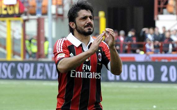 Gattuso: I decided to leave AC Milan after derby defeat to Inter