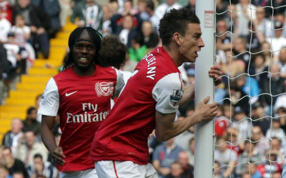 Koscielny proud to score goal to secure Champions League football for Arsenal