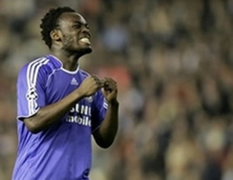Ghana International Michael Essien Marching To Chelsea Return