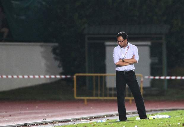 'The penalty decision was the turning point' - Harimau Muda coach Ong Kim Swee was upset with the referee's decision after seeing his side lose to Tampines