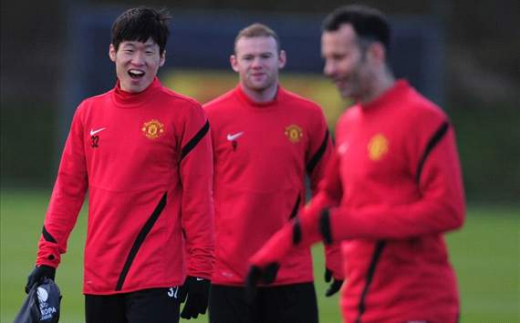 Does peripheral Park Ji-Sung still have a Manchester United future?