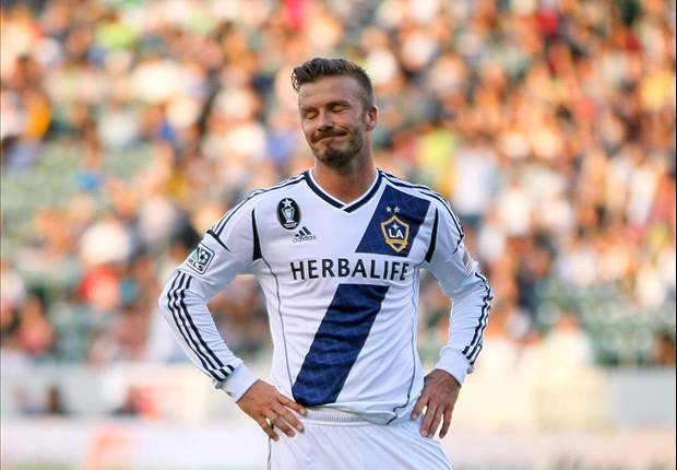 Beckham's Team GB exclusion surprises LA Galaxy team-mates