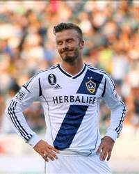 David Beckham-Los Angeles Galaxy