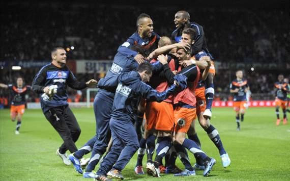 Auxerre vs Montpellier