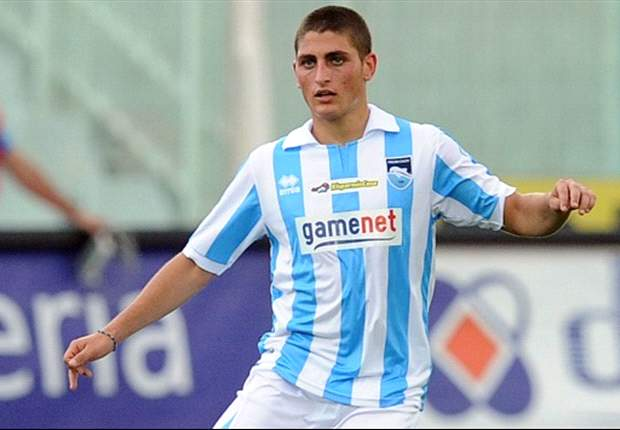 Playing alongside Pirlo next season would be fantastic, admits Verratti