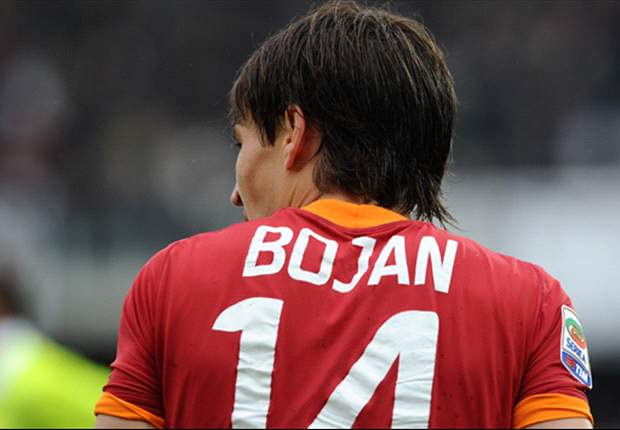 Bojan is happy at Roma, says Fifa agent