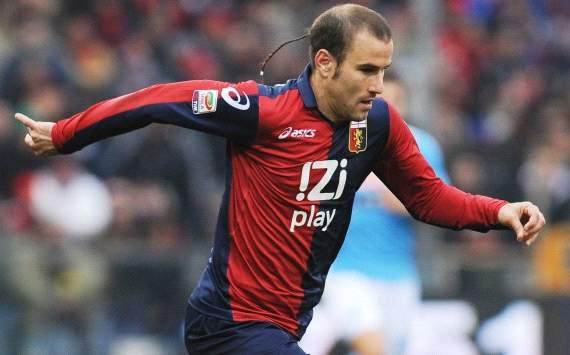 Rodrigo Palacio ser jugador del Inter la prxima temporada, asegura el presidente del Gnova
