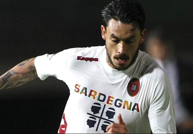 Pinilla osservato speciale domani a San Siro: l'Inter potrebbe rifarsi sotto con il Cagliari per l'attacante cileno
