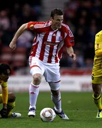 Stoke City FC v Maccabi Tel-Aviv FC - UEFA Europa League, Robert Huth