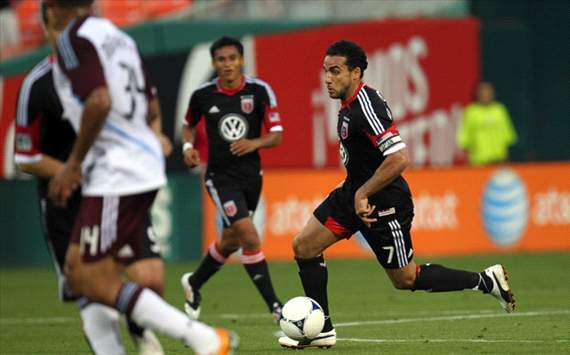 Dwayne De Rosario, D.C. United, Colorado Rapids, MLS