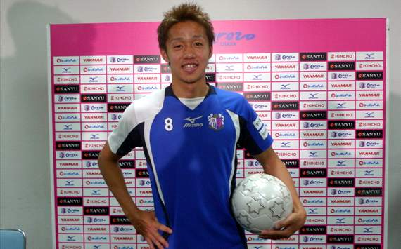 "Nurnberg signing Kiyotake: ""I decided I needed a challenge"""