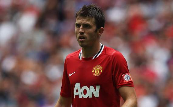 Manchester United: Carrick glaubt an Titelgewinn