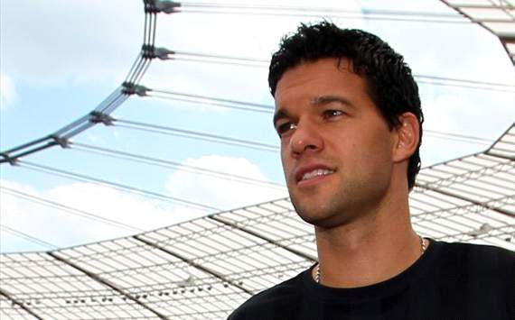 Ballack: Farewell match not yet organised