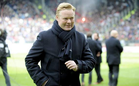 Koeman: Barcelona are perfection, the best team in history