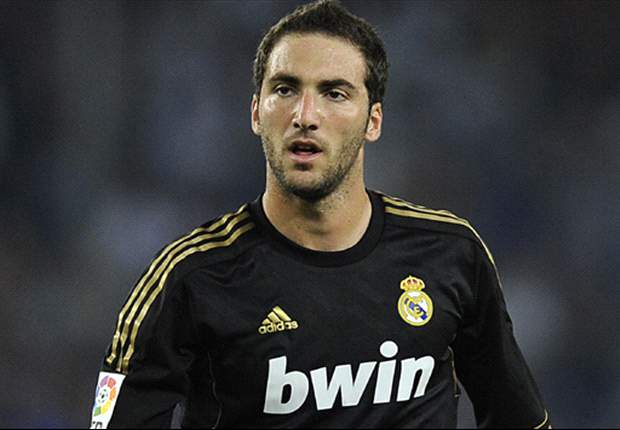 Higuain 'excited' about future with Real Madrid