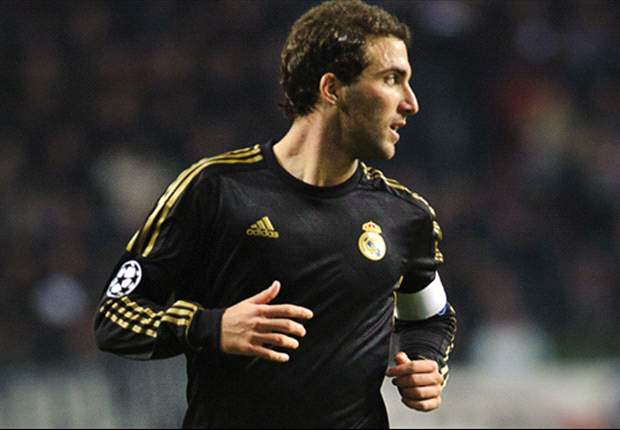 Higuain: This was a tough season for me at Real Madrid