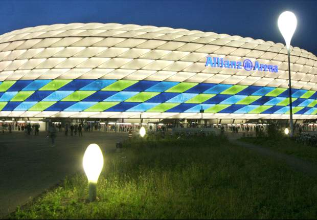 All, Bayern - L'Allianz Arena affiche compet !