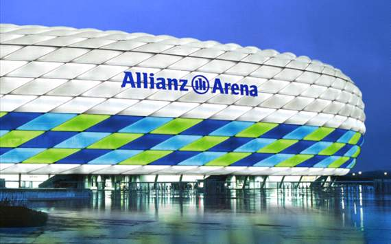 Mnchen: Allianz Arena will Spielort bei EURO 2020 werden